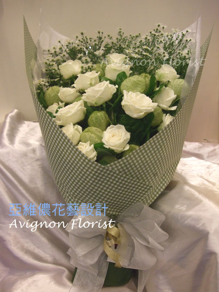The meaning of colors in chinese culture avignon white flowers can be used for many occasions just dont send them as mightylinksfo Images